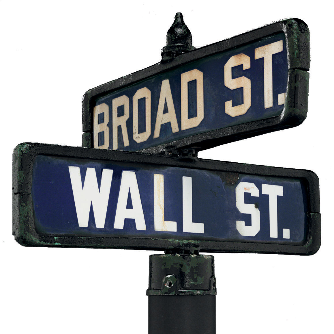 [NEW YORK -- WALL ST.] Wall St
